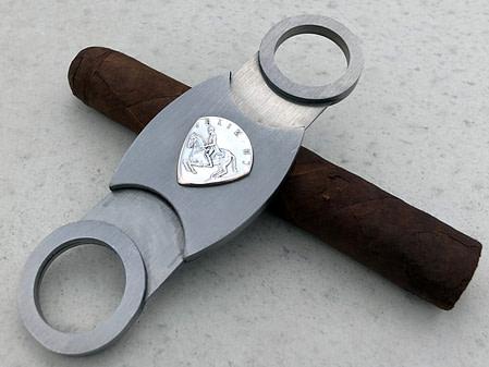 Cigar cutter open Coin Guitar Pick, Coin Guitar Picks