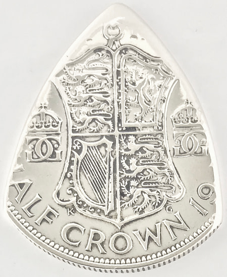 1941 UK Half Crown 1
