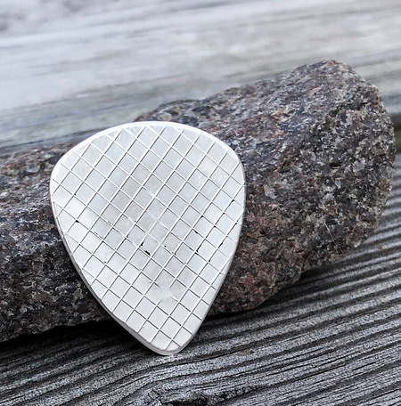 US Navy 999% Silver 3 Coin Guitar Pick, Coin Guitar Picks