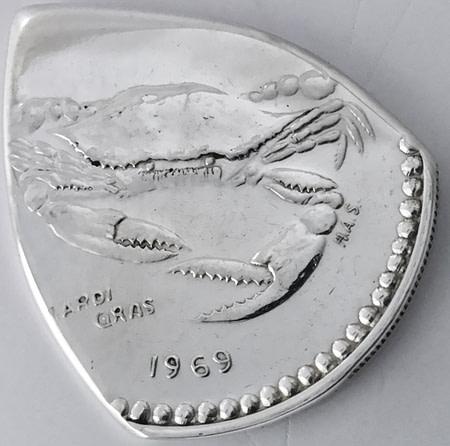 1969-Mardi-Gras-Jefferson-Buzzards-silver